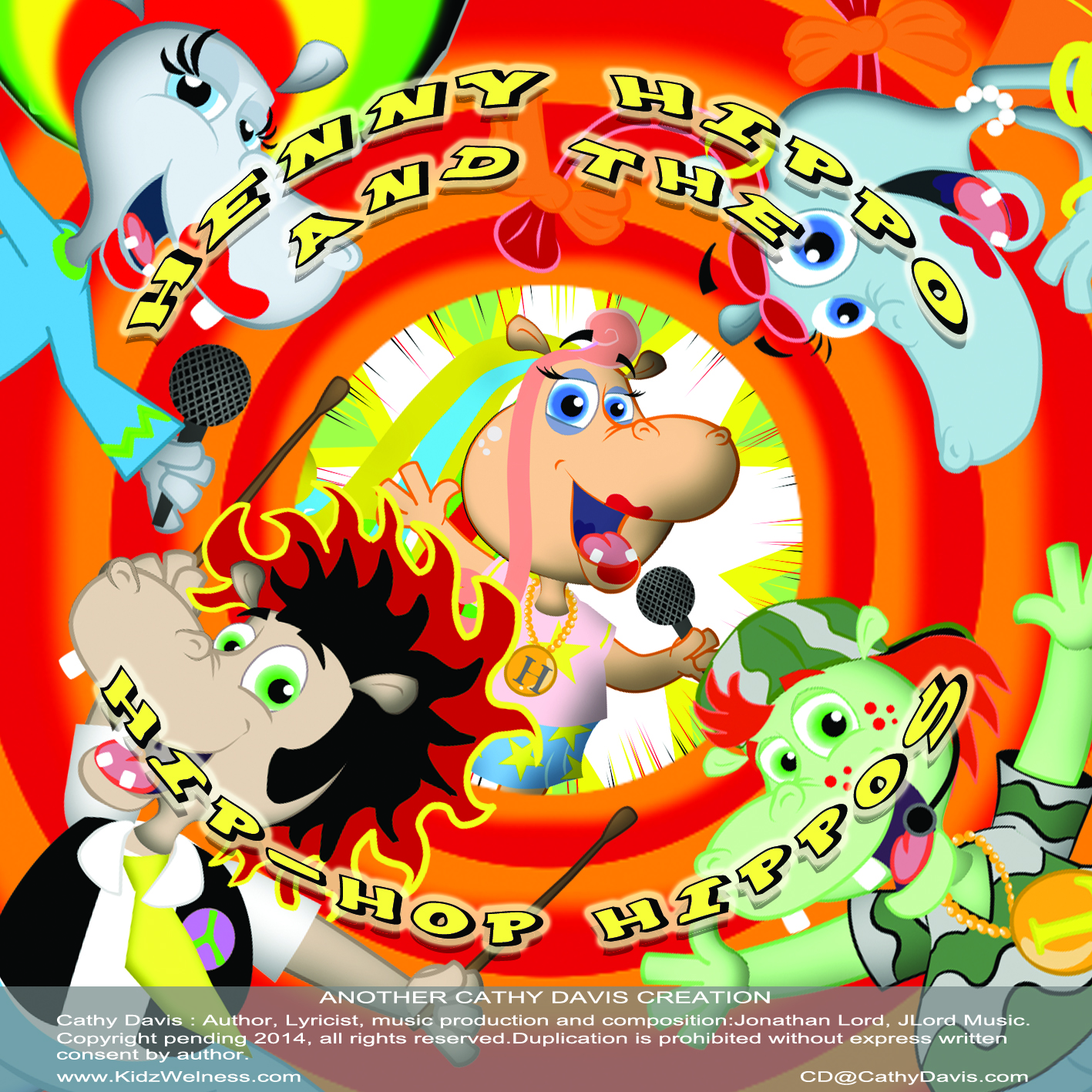 Henny hippo cd frontcover02