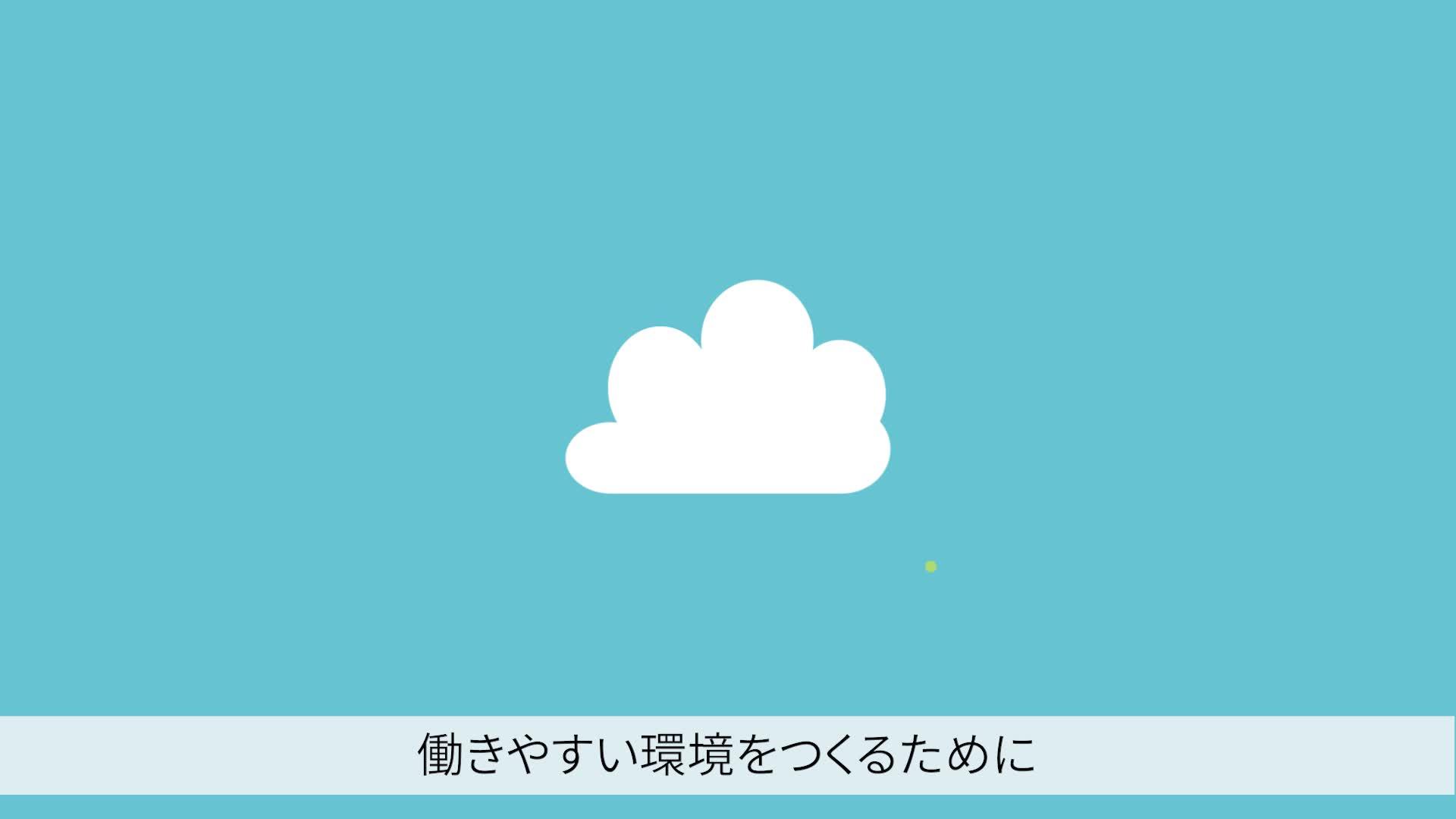 Garoonサービス紹介動画