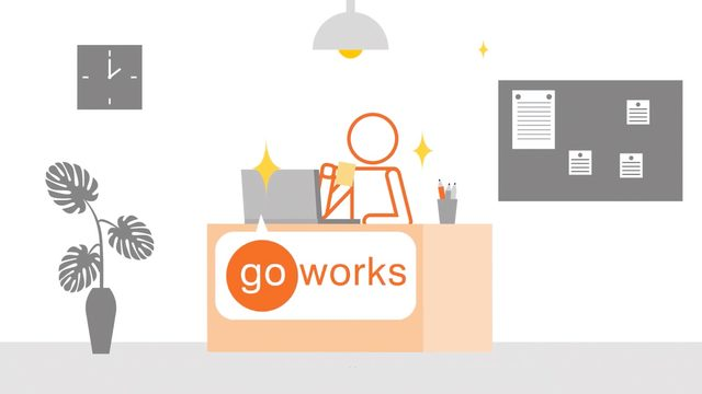 サービス紹介動画「Go Works」