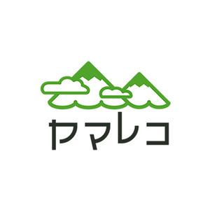 Square yamareko logo