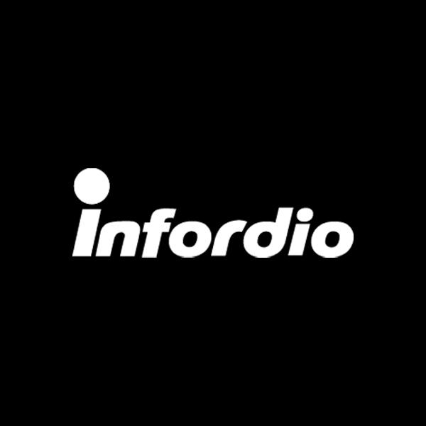 Infordio logo