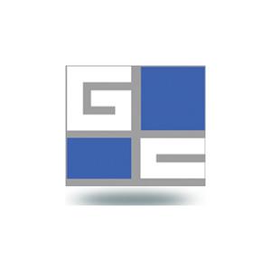 Square gradcube logo