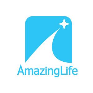 Square amazinglife logo