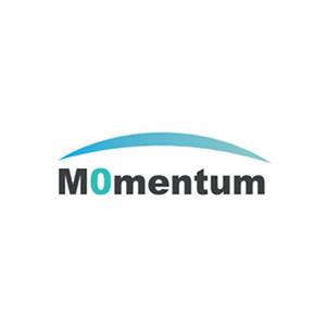 Square momentum logo