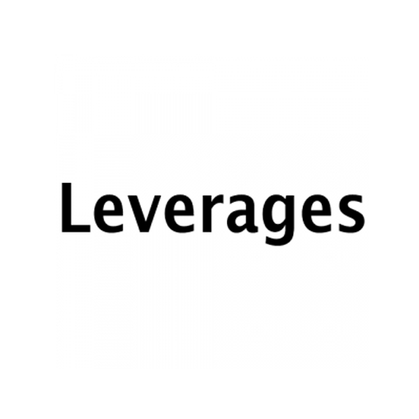 Leverages logo