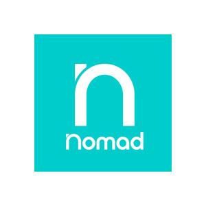 Square nomad logo