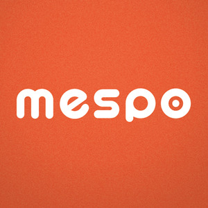 Square mespo logodesign