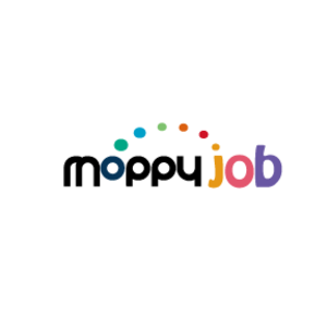 Square moppy logo