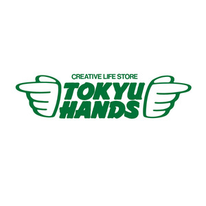 Square hands logo