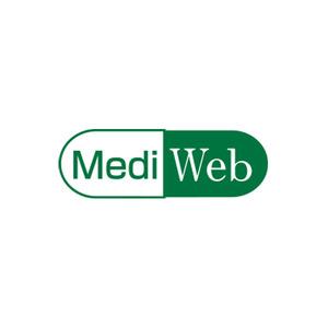 Square mediweb logo