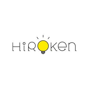 Square hiroken logo