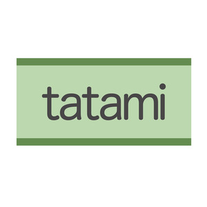 Square tatami logo