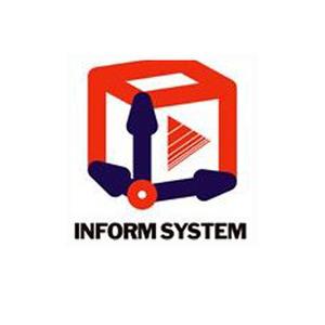 Square informsystem logo